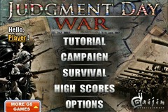 Judgment Day War