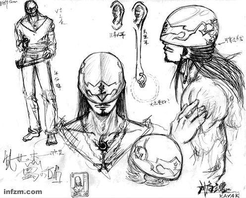 黄恺至今保留着他设计的第一个角色——现代版刘备,身高1米89,穿V领长袖T恤、牛仔裤,留长 发,耳朵比正常人耳长两倍,脑袋上扣着一个摩托车头盔一般的帽子 (游 卡桌游/图)