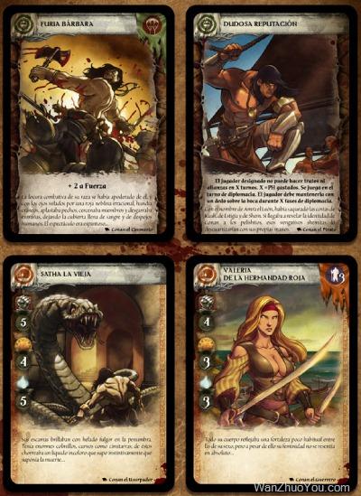 Conan the Card Game