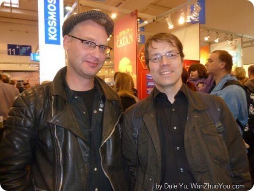Maura K.和Christof Tisch