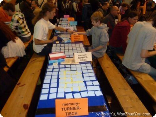 Memory Tournament