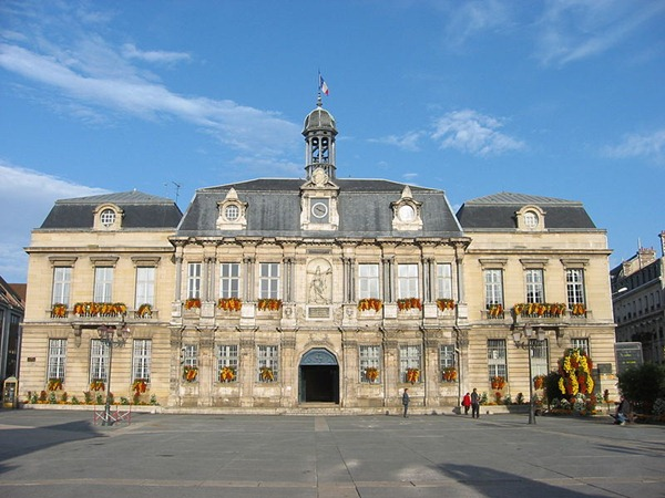 Troyes Townhall