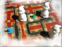 桌游吧:万圣节桌面游戏推荐——鬼屋系列 The Haunting House