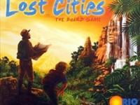 桌游评测:失落的城市(Lost Cities: The Board Game)/ 圣石之路(Keltis)