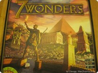 桌游评测:《7 Wonders》(by Chivago)