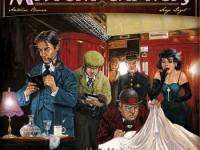 桌游评测:Mystery Express(神秘列车)Part I.