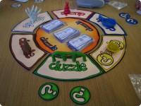 桌游评测:Cluzzle