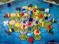桌游简评:Survive! Escape from Atlantis